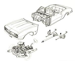 related keywords  u0026 suggestions for camaro unibody